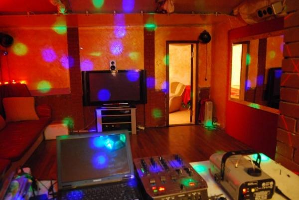 Комната для дискотек своими руками